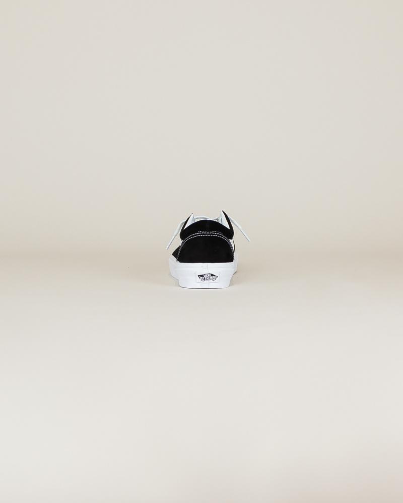 Vans Bold Ni - Black/White-6