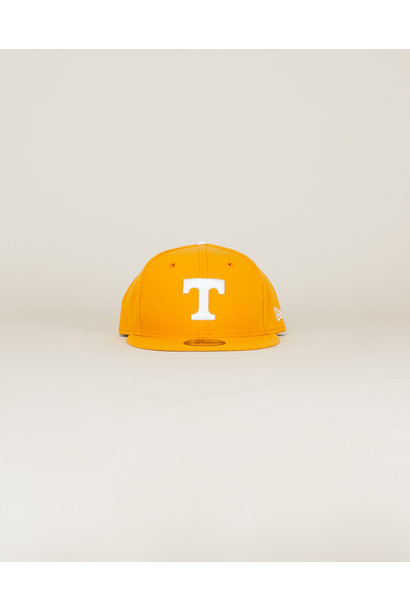 New Era Tennessee Vols Snapback Hat - Citrus