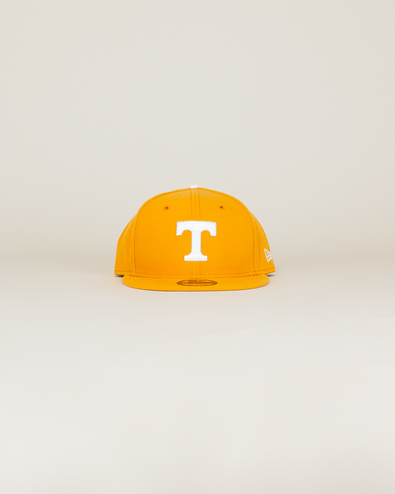 New Era Tennessee Vols Snapback Hat - Citrus-1