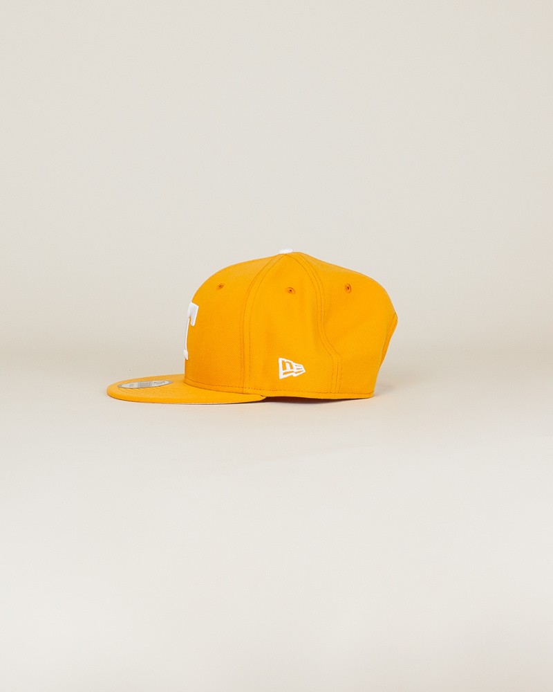 New Era Tennessee Vols Snapback Hat - Citrus-2