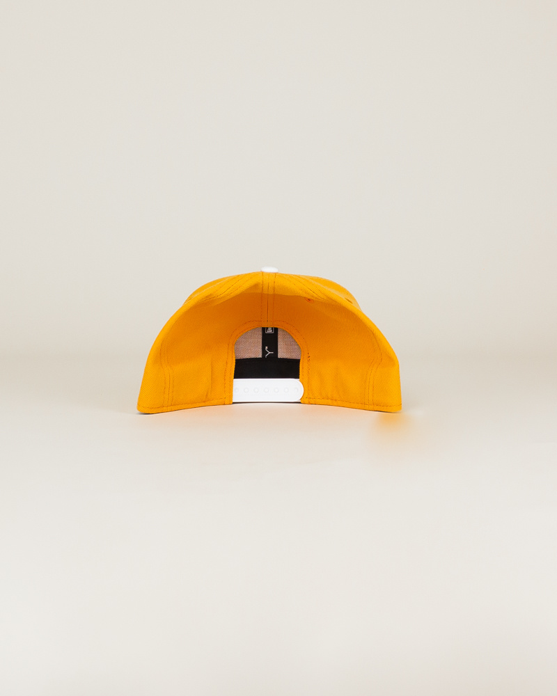 New Era Tennessee Vols Snapback Hat - Citrus-5