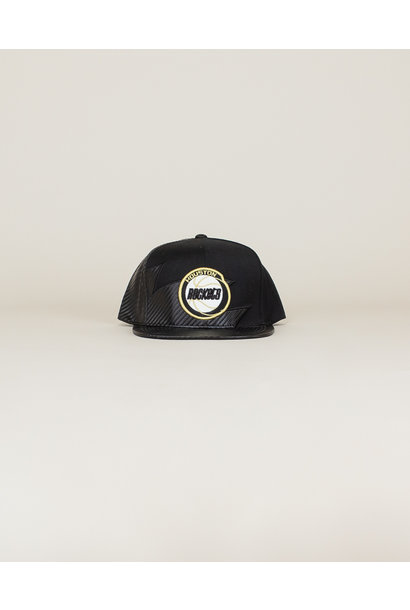 Mitchell & Ness Kevlar Houston Hat - Black