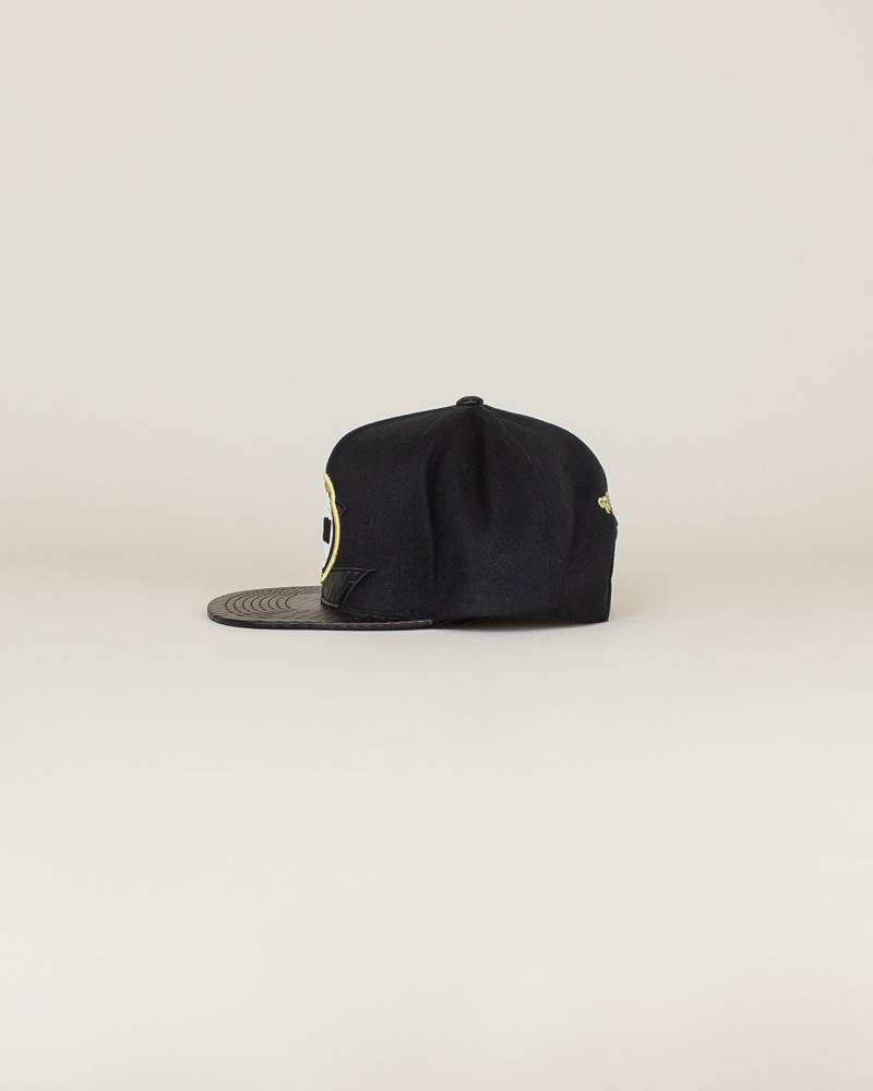Mitchell & Ness Kevlar Houston Hat - Black-2