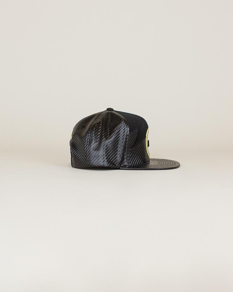 Mitchell & Ness Kevlar Houston Hat - Black-3