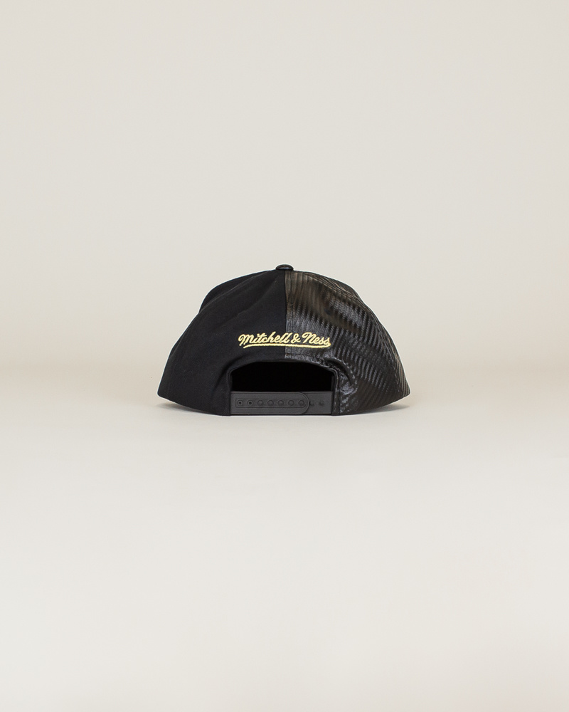 Mitchell & Ness Kevlar Houston Hat - Black-4