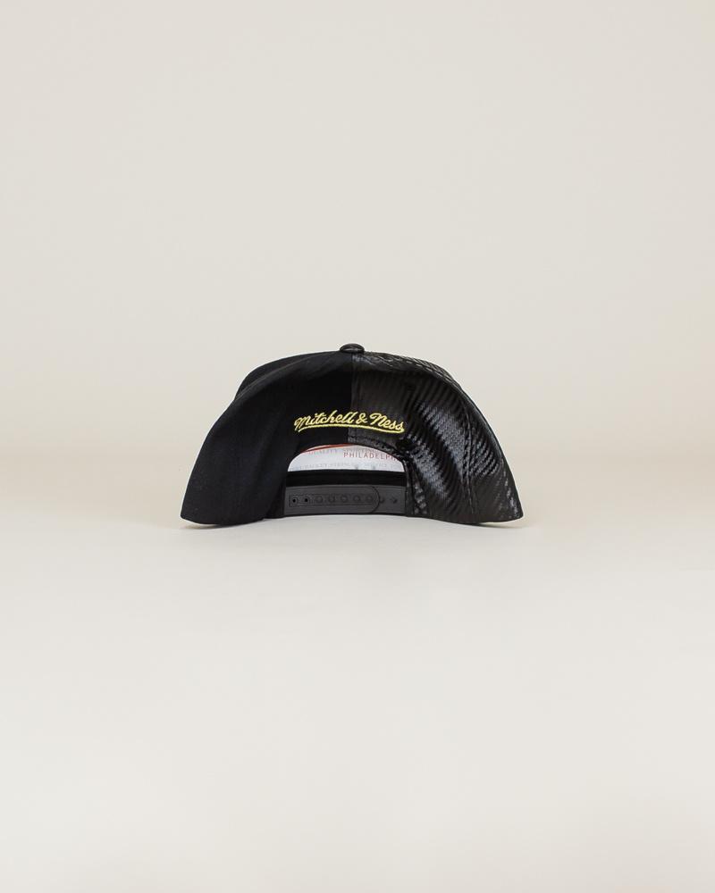 Mitchell & Ness Kevlar Houston Hat - Black-5