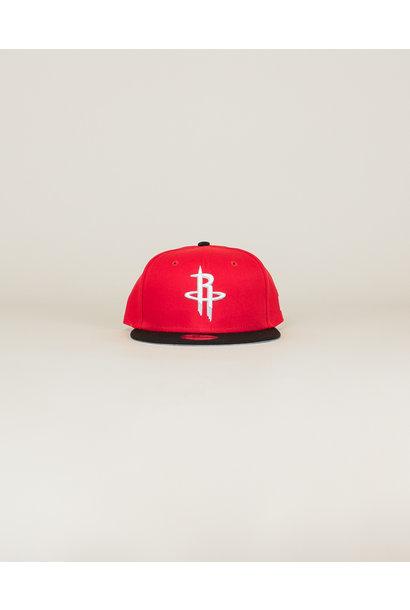 New Era Houston Rockets Snapback - Red