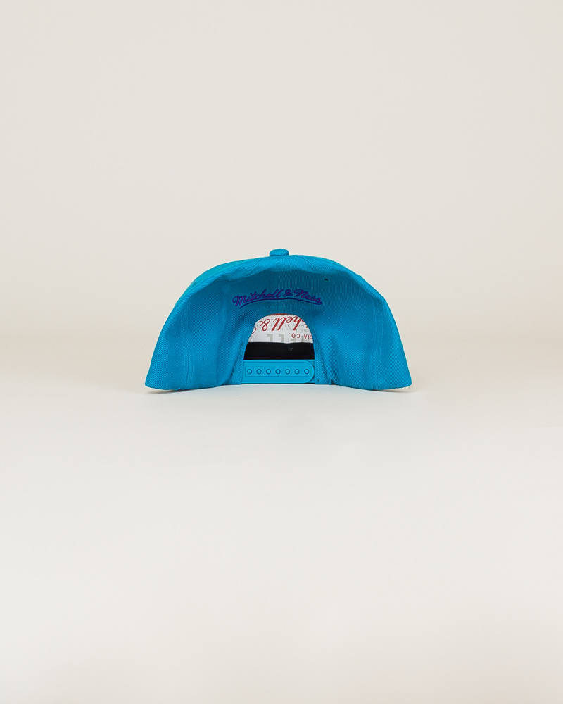 Mitchell & Ness Hornets Classic Hat - Teal-5