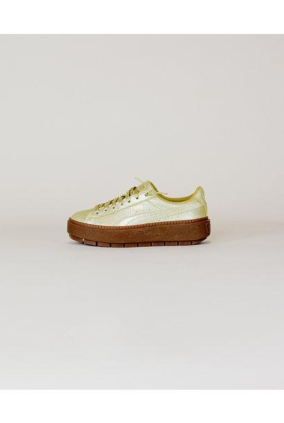 Puma Basket Platform - Gold