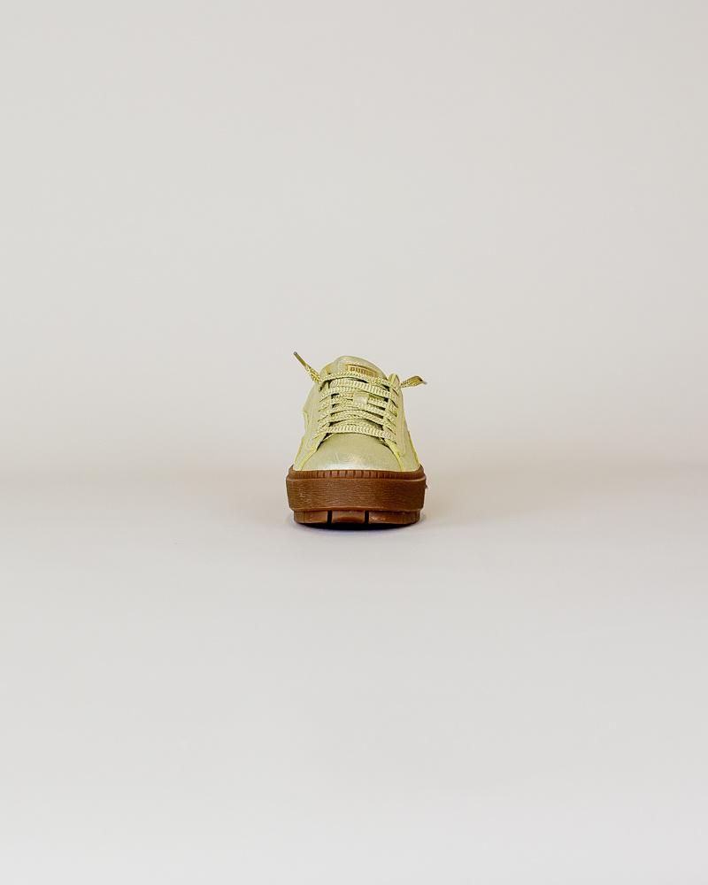Puma Basket Platform - Gold-5