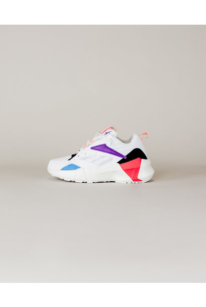 Reebok Aztrek Double Mix Pops - White/Grape