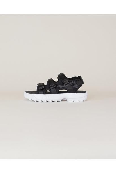 Fila Disruptor Sandal - Black