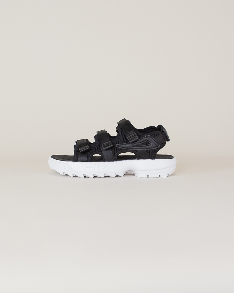 Fila Disruptor Sandal - Black-1