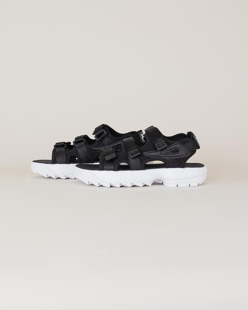 Fila Disruptor Sandal - Black-2