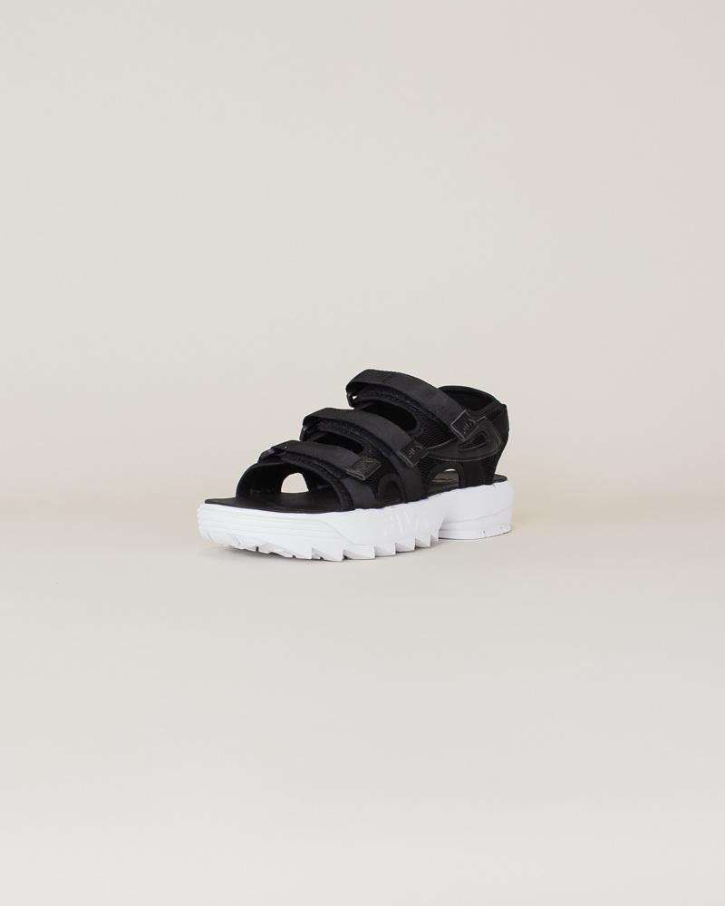 Fila Disruptor Sandal - Black-3
