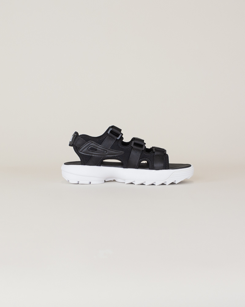 Fila Disruptor Sandal - Black-4