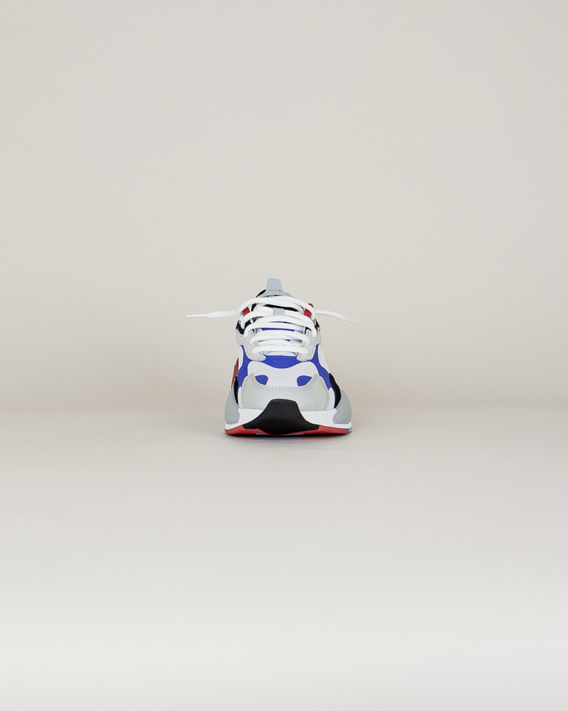 Puma RS-X3 Puzzle - White/Red/Blue-5