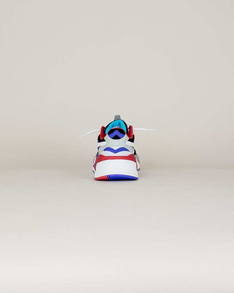 Puma RS-X3 Puzzle - White/Red/Blue-6