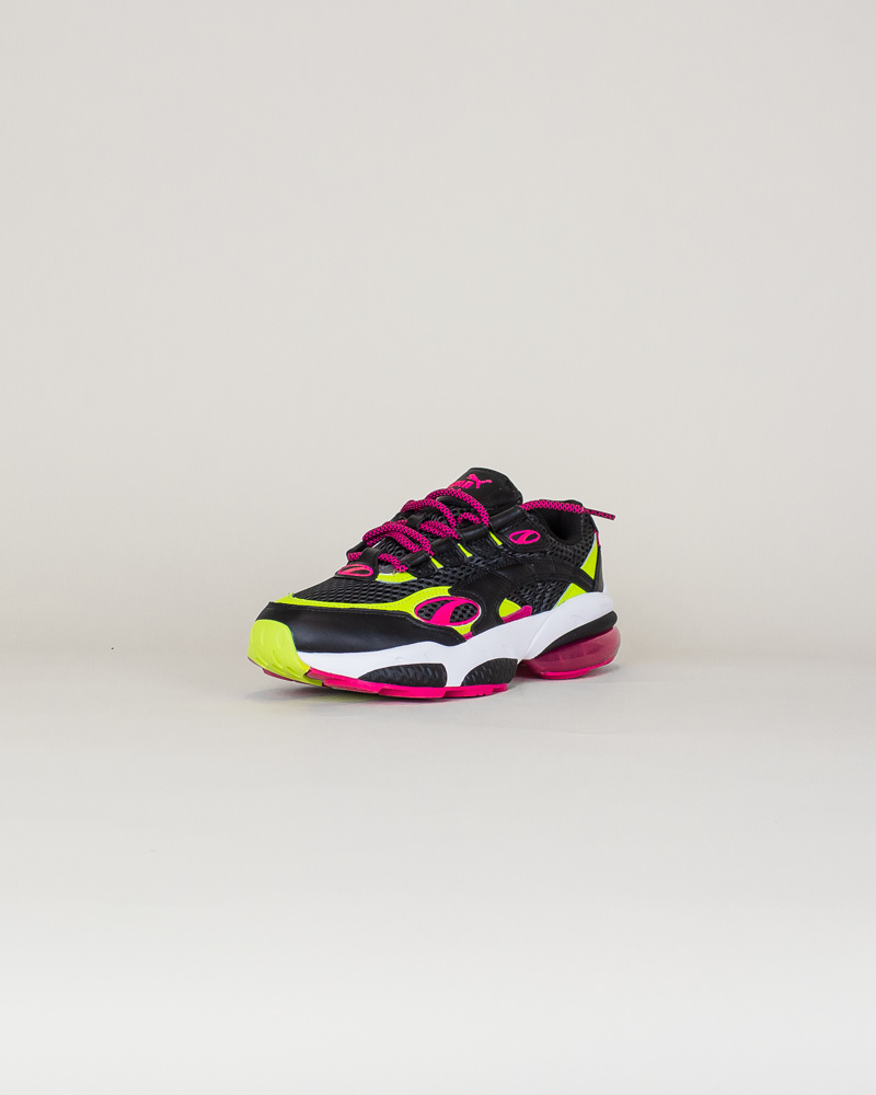 Puma Cell Venom Fresh Mix - Black/ Lime-3