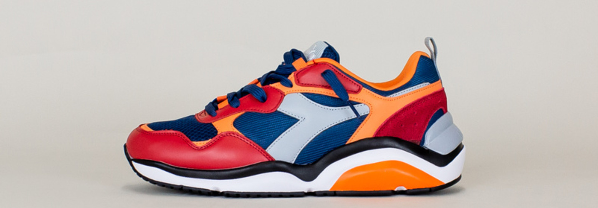 Diadora Whizz Run - Blue Bird/ Paradise