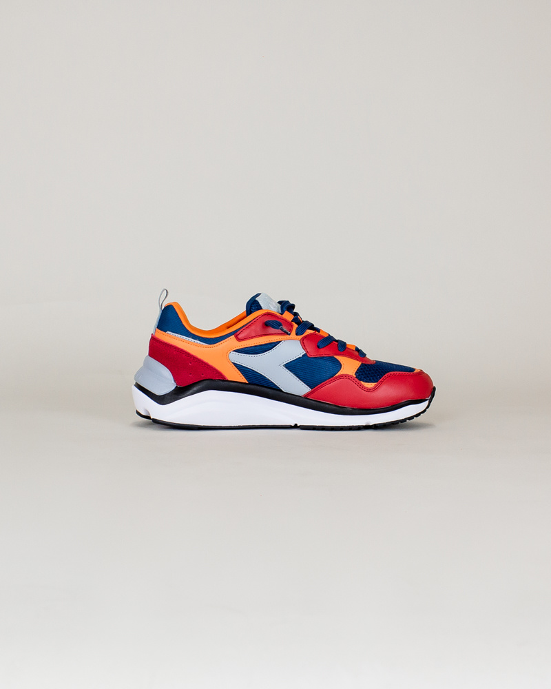 Diadora Whizz Run - Blue Bird/ Paradise-4