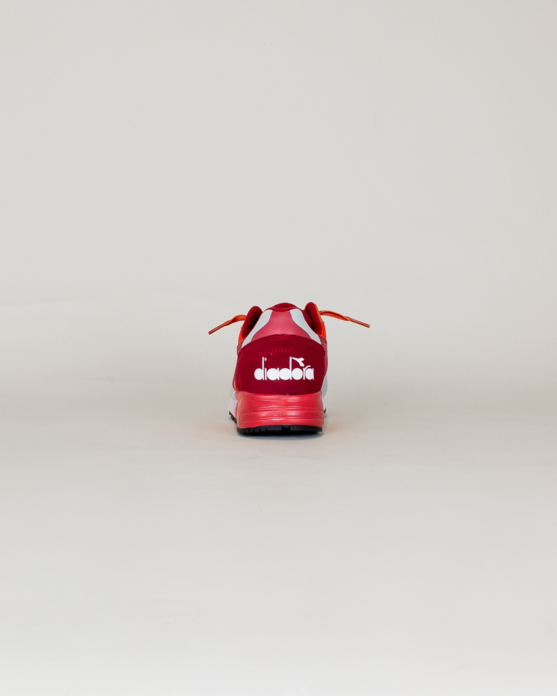 Diadora N902 Speckled - Carrot/Red-6