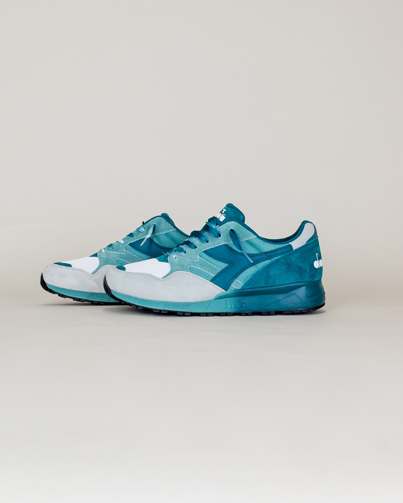 Diadora N902 Speckled - Green-2