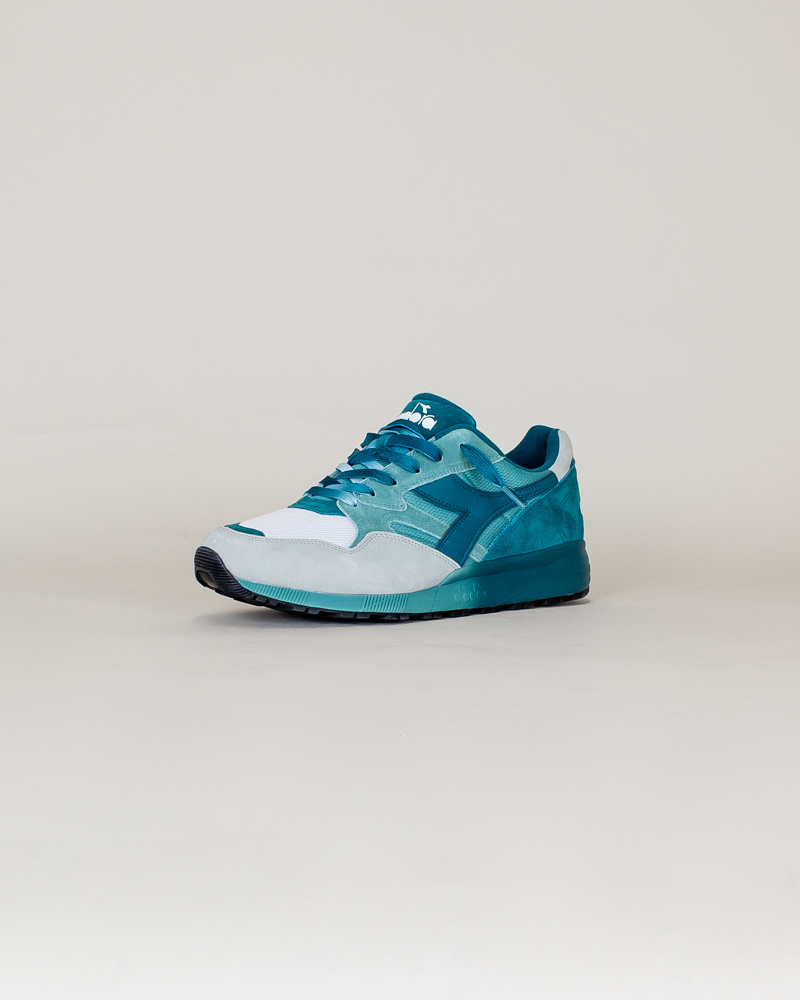 Diadora N902 Speckled - Green-3