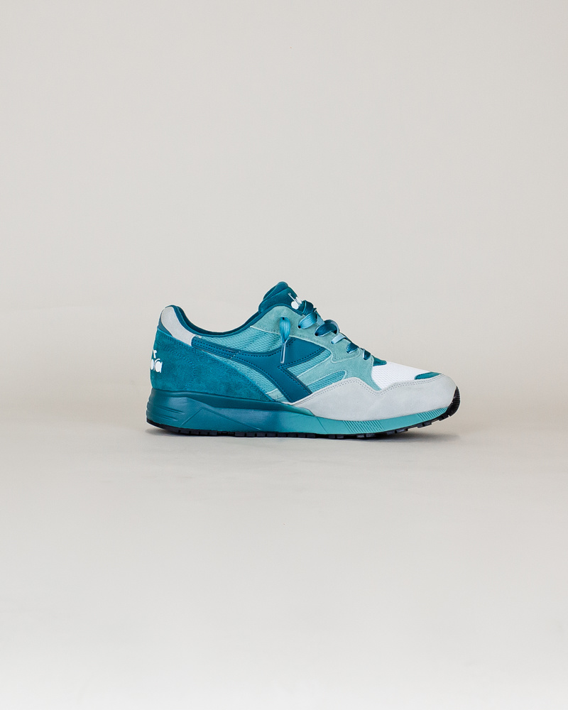 Diadora N902 Speckled - Green-4