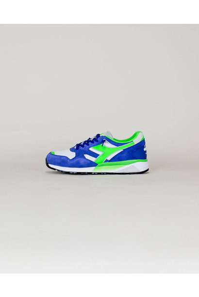 Diadora N9002 - Blue/White
