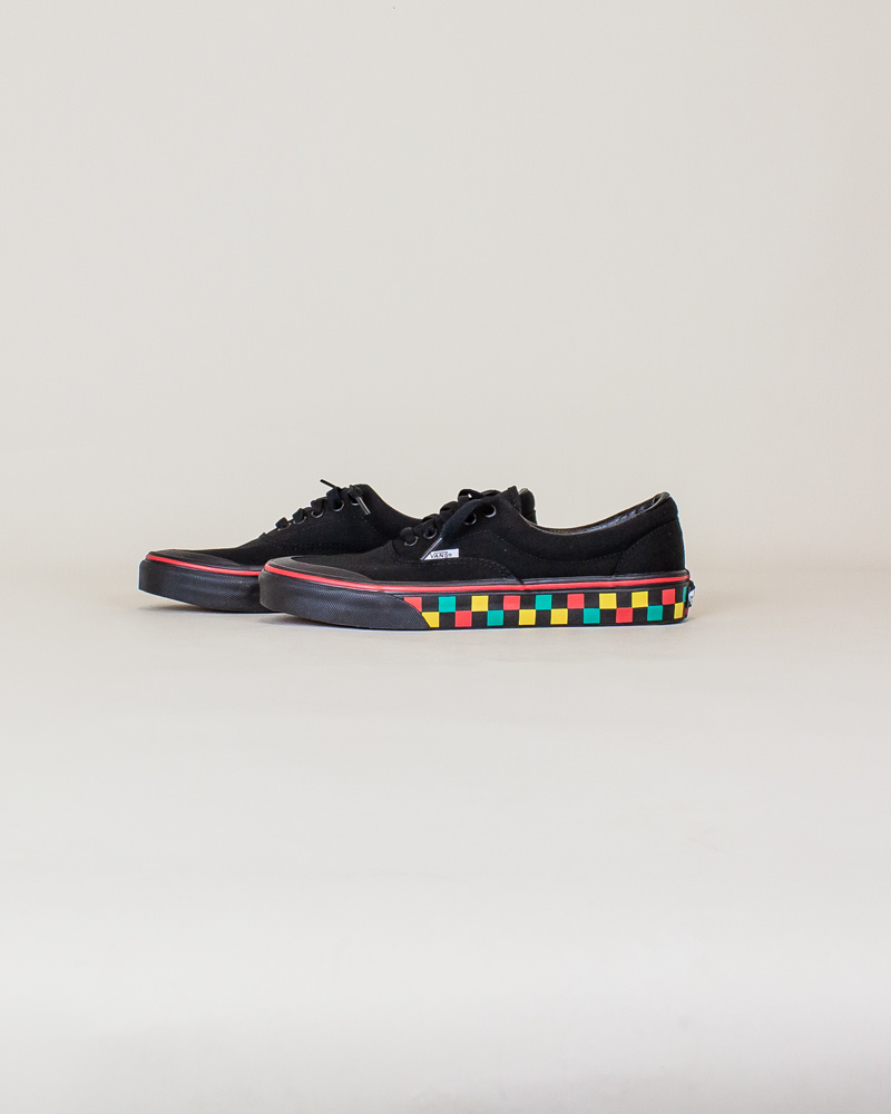 Vans Era TC - Black/Multi-2