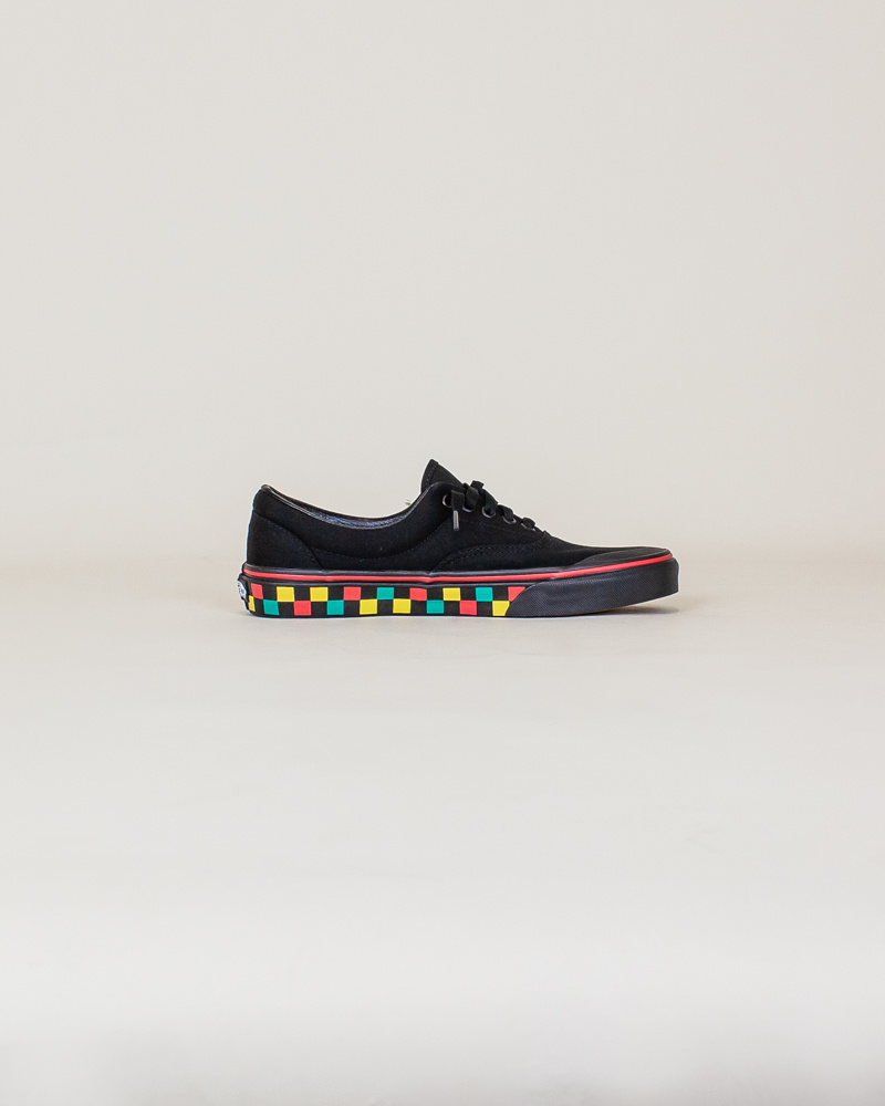 Vans Era TC - Black/Multi-4
