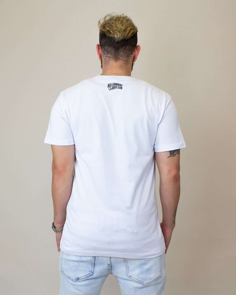 Billionaire Boys Meditate S/S Tee - White-2