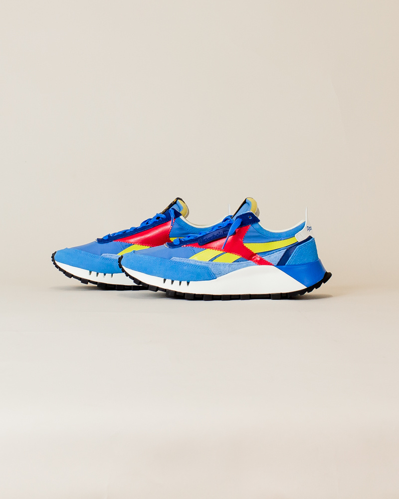 Reebok CL Legacy - White/Blue-2