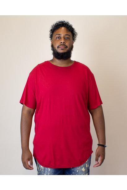 EPTM OG Long Tee - Red