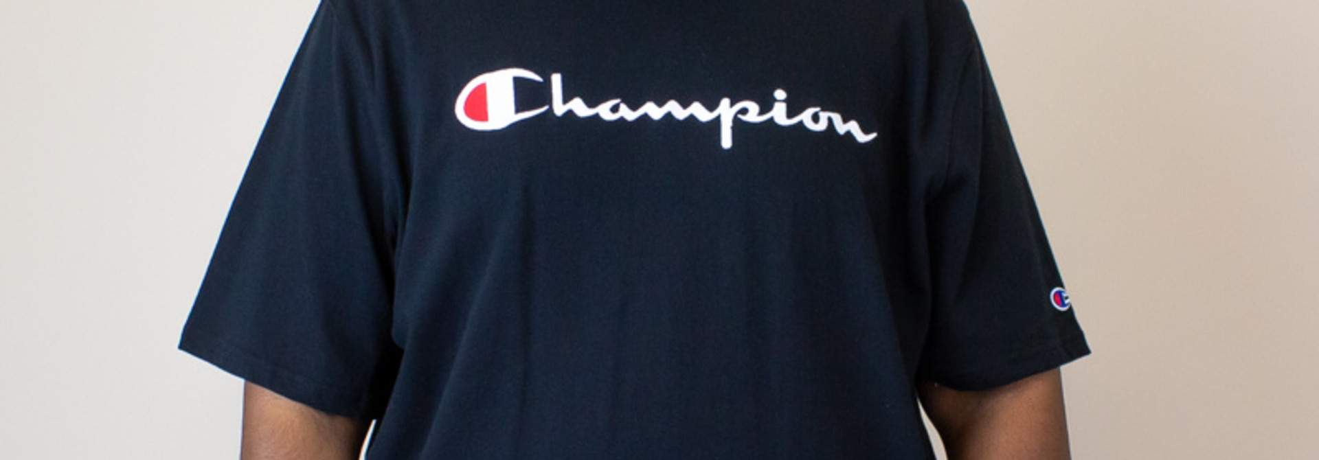 Champion Heritage S/S T-Shirt - Black