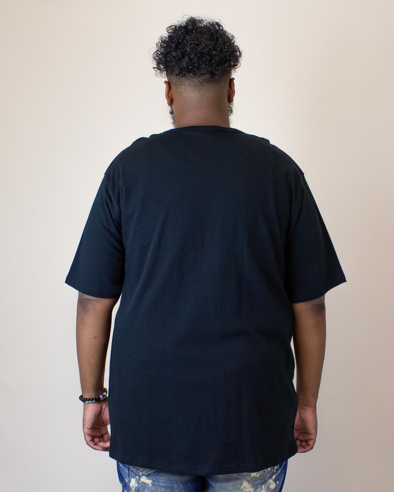Champion Heritage S/S T-Shirt - Black-2