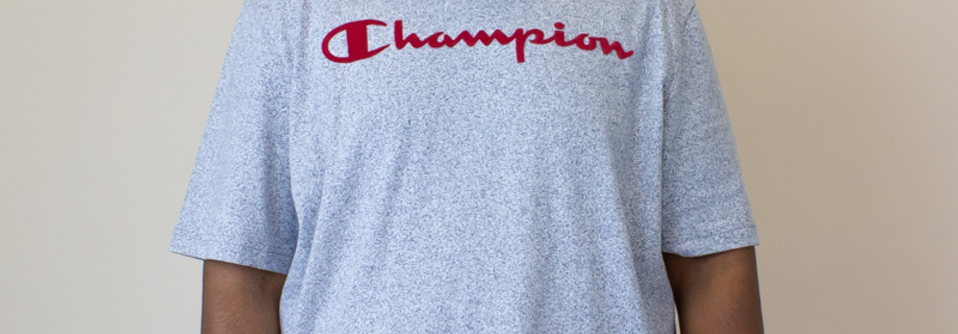 Champion Heritage Mock Twist S/S T-Shirt - Indigo Screen