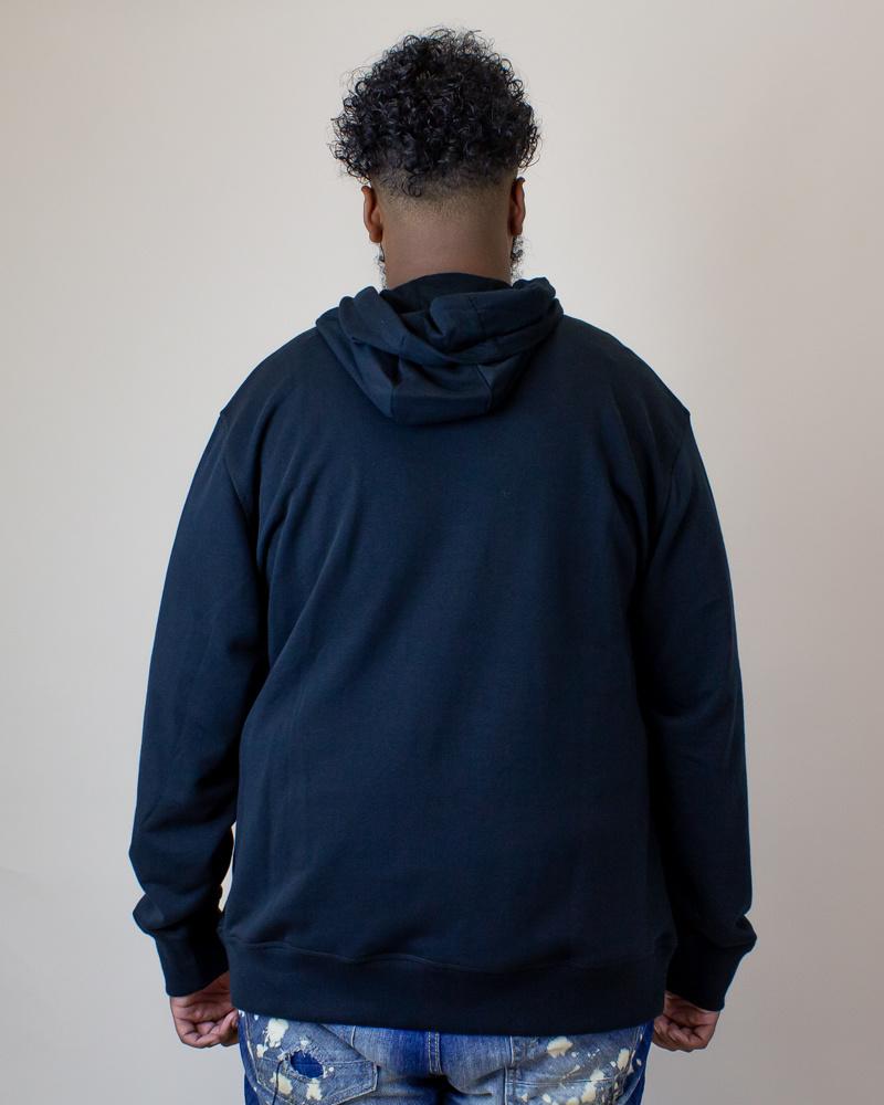 New Balance E Hoodie - Black-2