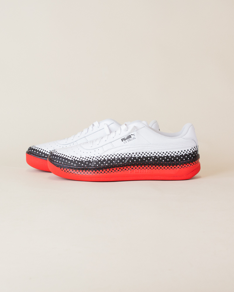 Puma GV Special JB2 - White/Red/Black-2