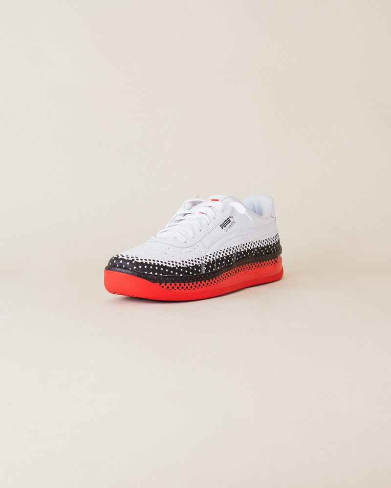 Puma GV Special JB2 - White/Red/Black-3