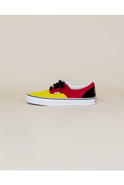 Vans Rally Era - Yellow/White