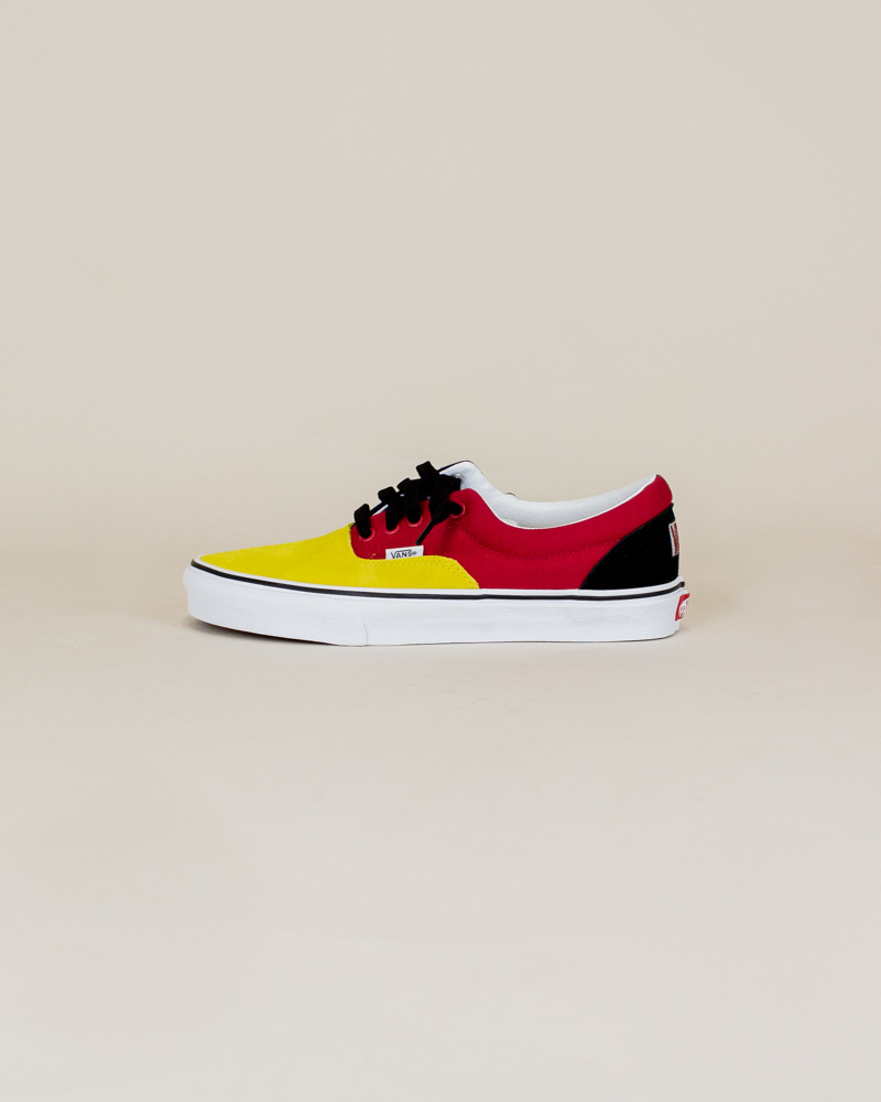 Vans Rally Era - Yellow/White-1