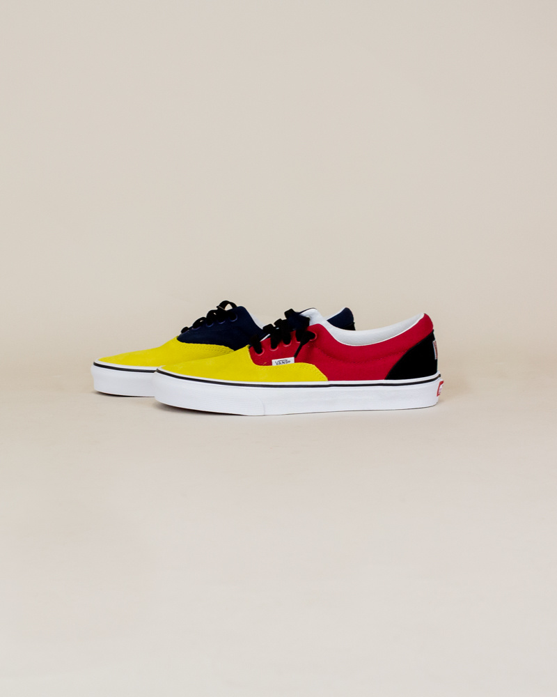 Vans Rally Era - Yellow/White-2