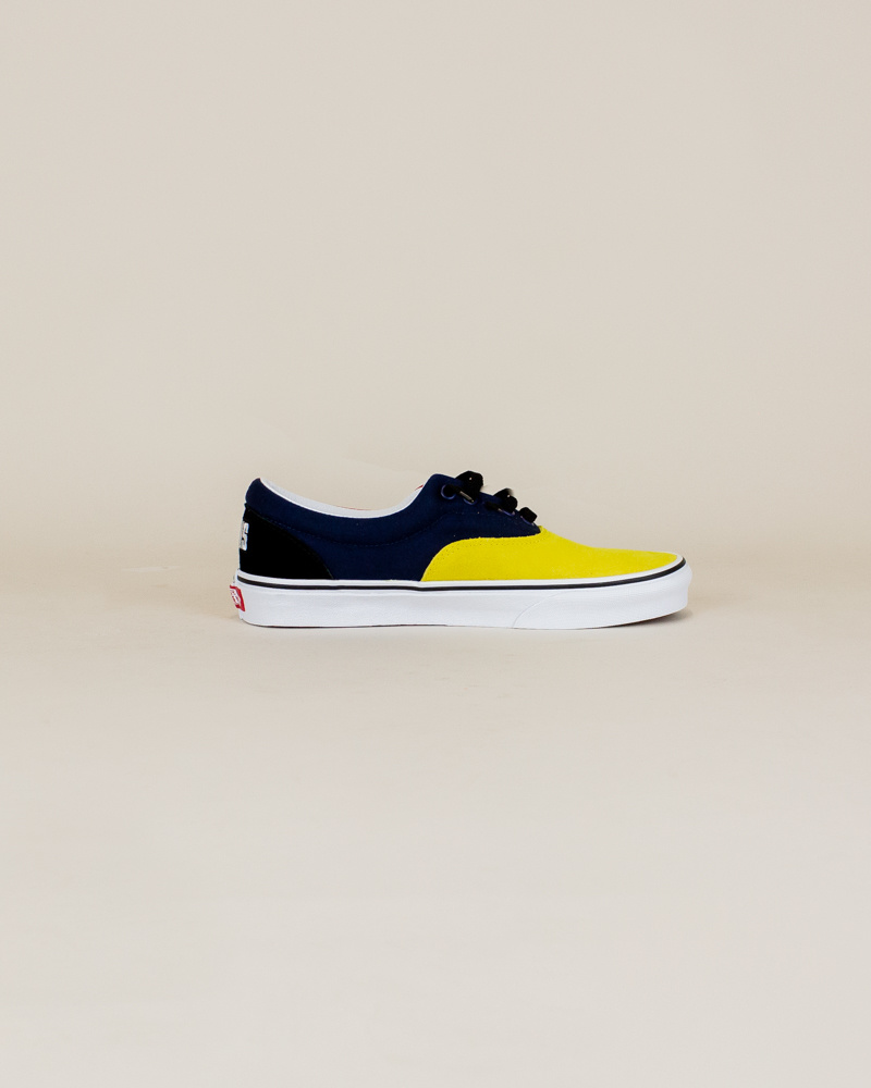 Vans Rally Era - Yellow/White-4