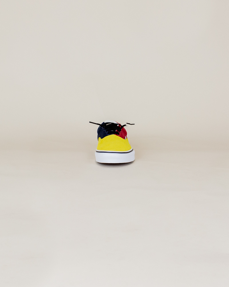 Vans Rally Era - Yellow/White-5