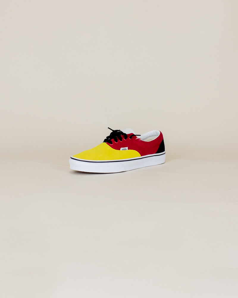 Vans Rally Era - Yellow/White-3
