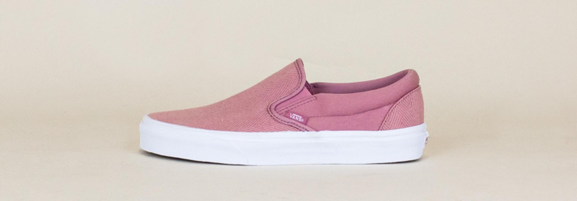 Vans Classic Slip-On -  Pink