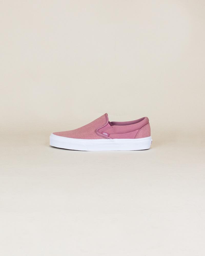 Vans Classic Slip-On -  Pink-1