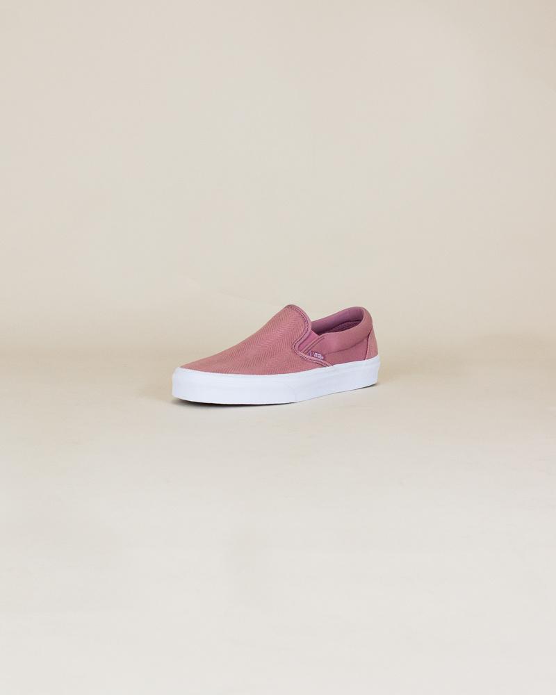 Vans Classic Slip-On -  Pink-3
